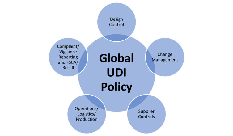 Global UDI Policy